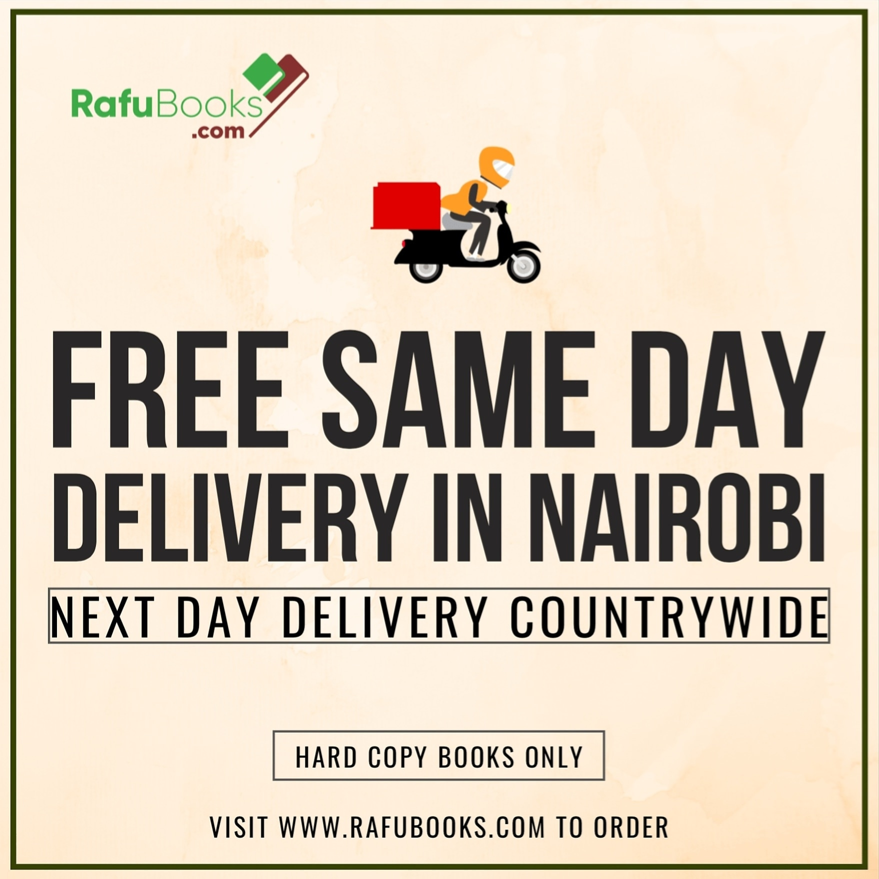 Free Same Day Deliver
